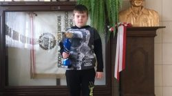 Sukcesy szachowe Daniela