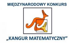 """Międzynarodowy Konkurs Matematyczny """"Kangur"""""""