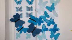 """""""Jesteśmy z Wami Niebieskimi Motylami"""""""