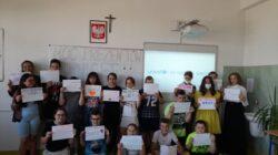 """""""Moc Prezentów UNICEF"""" w naszej szkole"""