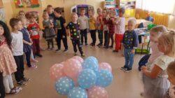Dzień Kropki w oddziałach 5- i 6-latków